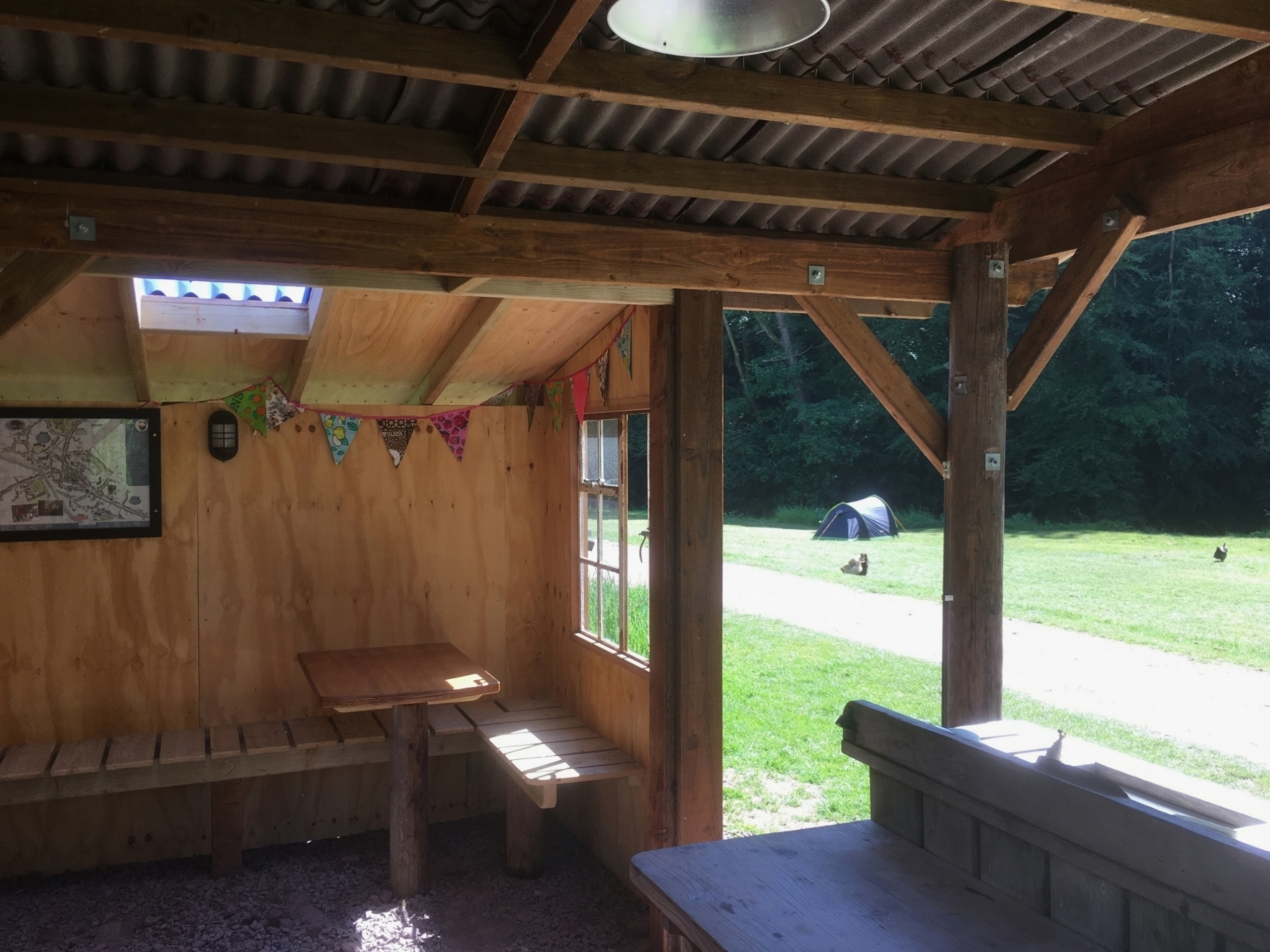 Campers Bothy