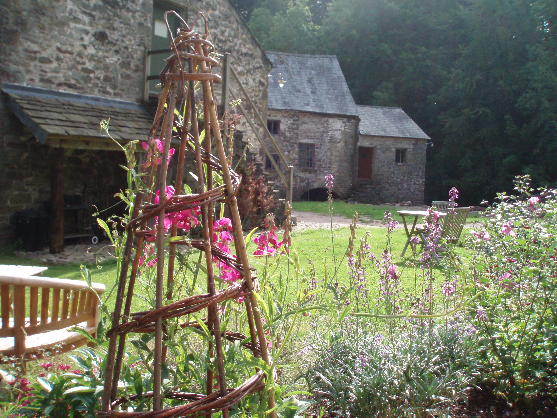 Private Garden for the Granary