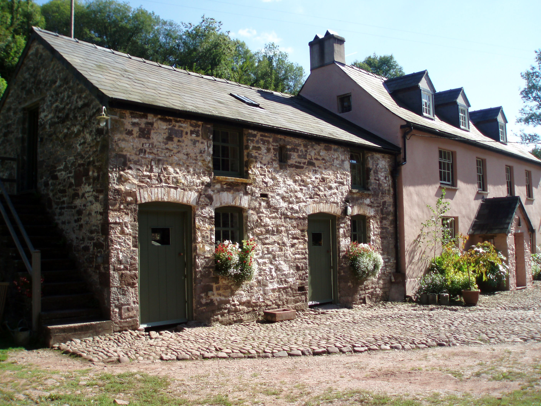 Priory Mill Granary (up the stone steps)